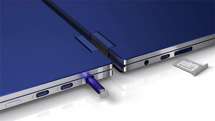 Galaxy Book Flex: Samsung's first QLED screen notebook hit the shelves -