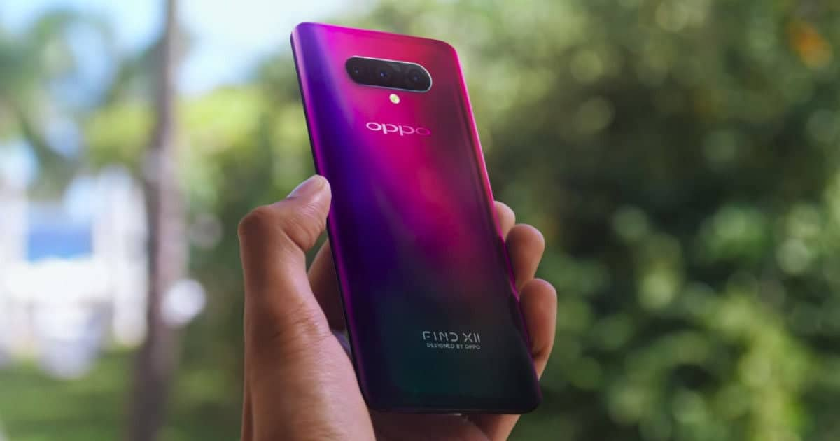 Oppo postpones the presentation of the Find X2 to March 6 - Gizchina.com