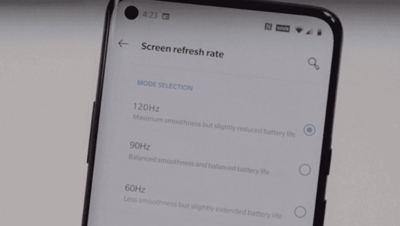 OnePlus 8 Pro photo leaked, shows 120Hz screen refresh rate