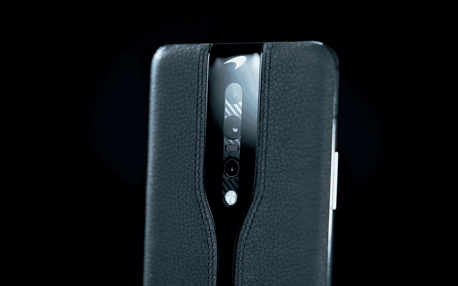 OnePlus Concept One black leather