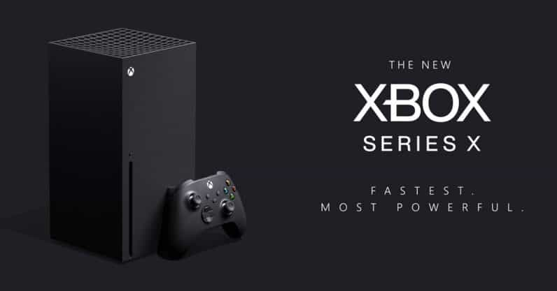 Xbox Series X real photos leaked