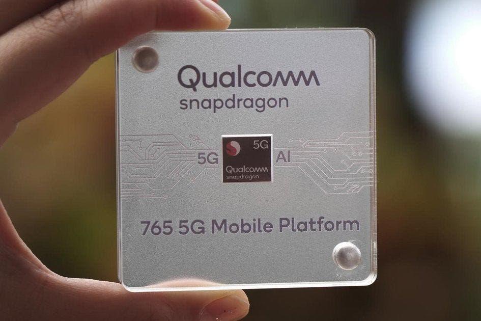 for 5G smartphones