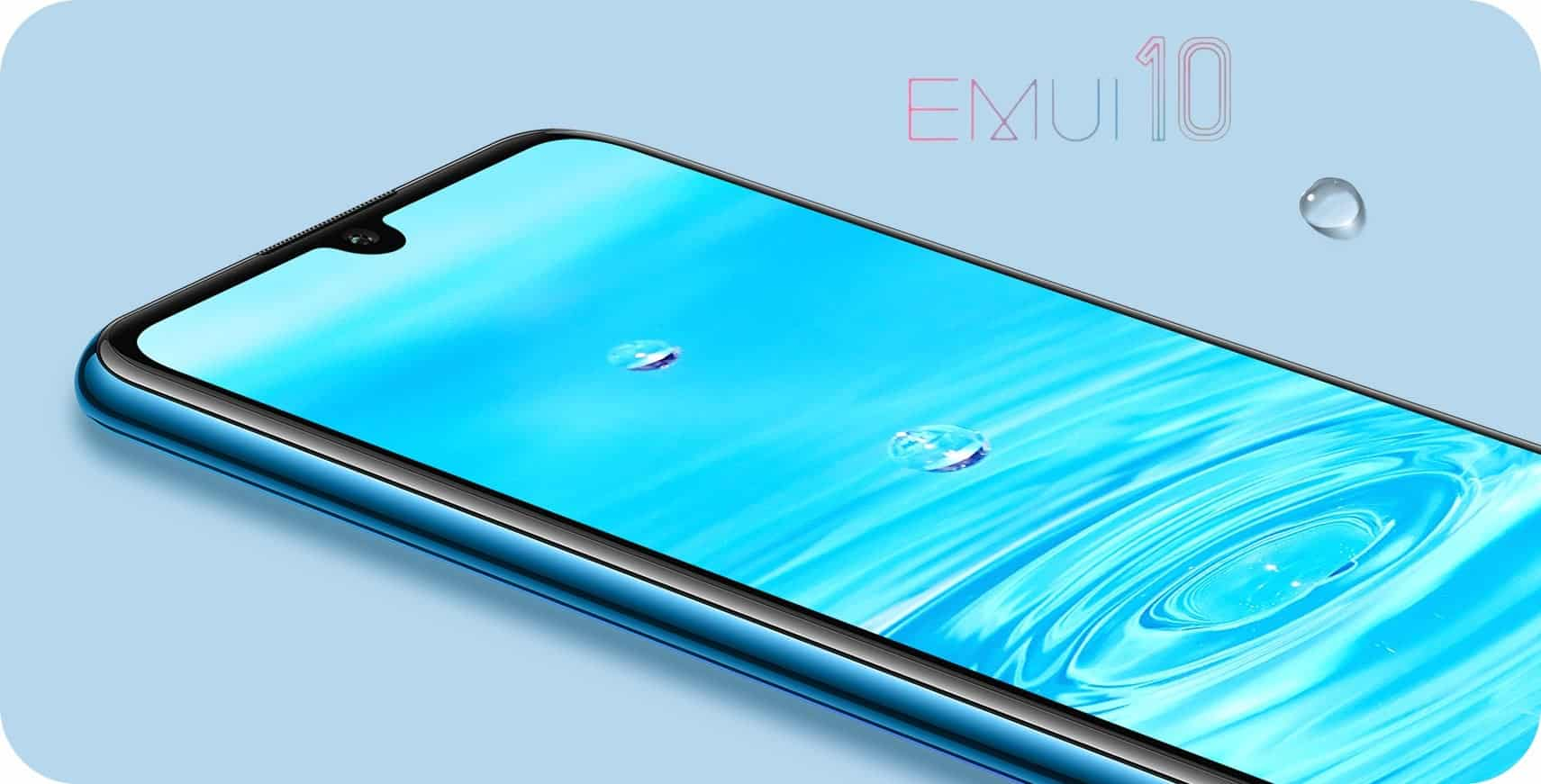 Huawei P30 Lite EMUI 10 update now rolling out - Gizchina.com
