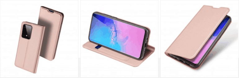 galaxy s20 clear case
