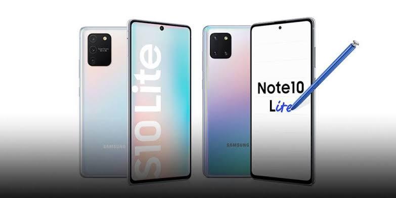Galaxy Note 10 Lite samsung premium