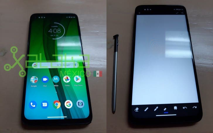 Motorola Stylus leaked again, this time in the wild