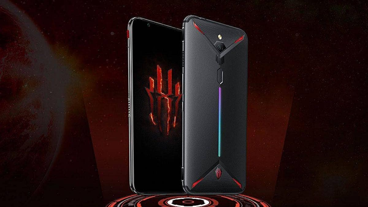 Nubia Red Magic 5G appears on GeekBench with 12GB RAM - Gizchina.com