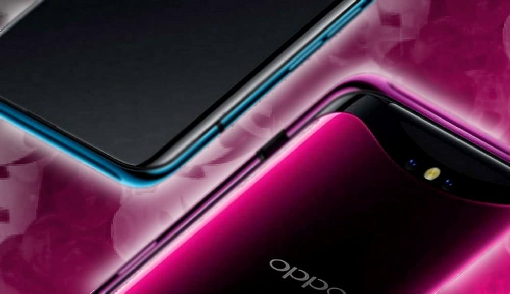 OPPO Find X2 Only Supports OPPO Wireless Charging Base - Gizchina.com