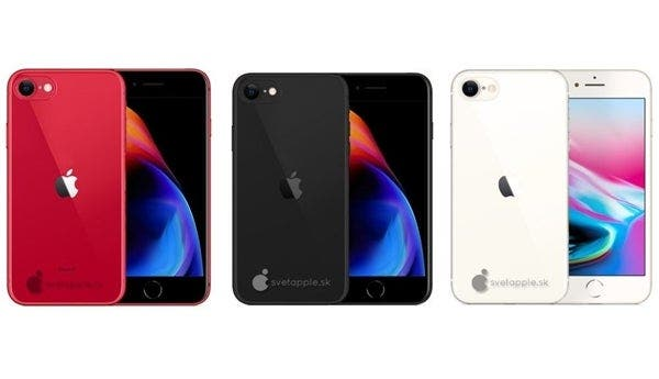 Apple iPhone 9 Renders