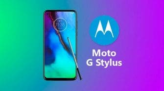 Moto G Stylus