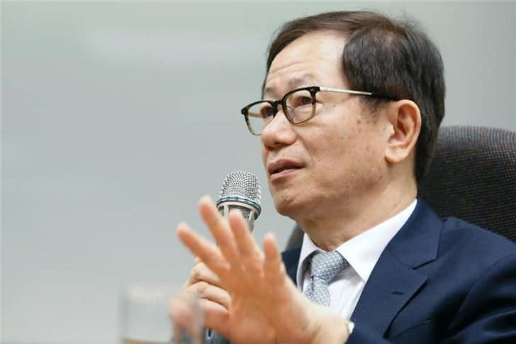 Co-CEO of TSMC Liu Deyin