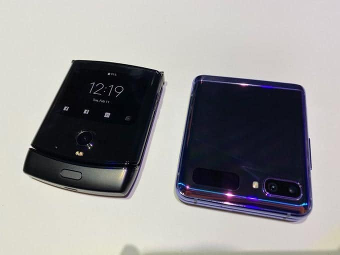 Samsung Galaxy Z Flip Avoided Many Mistakes Of Motorola Razr - Gizchina.com