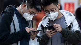 smartphone market 2020