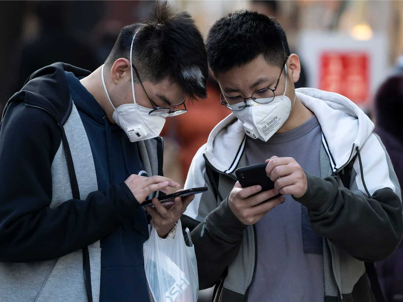 Coronavirus Cited For Sharp Drop In Smartphone, PC Shipments 02/11/2020