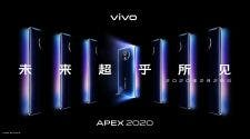 Vivo APEX 2020 Concept Phone Launching on February 28th
