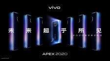 Vivo APEX 2020 Concept Phone Launching on February 28th