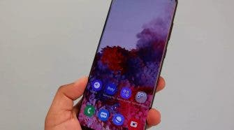 120-Hz displays Galaxy S20