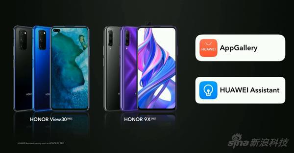 Honor 9X Pro and View 30 Pro global versions announced