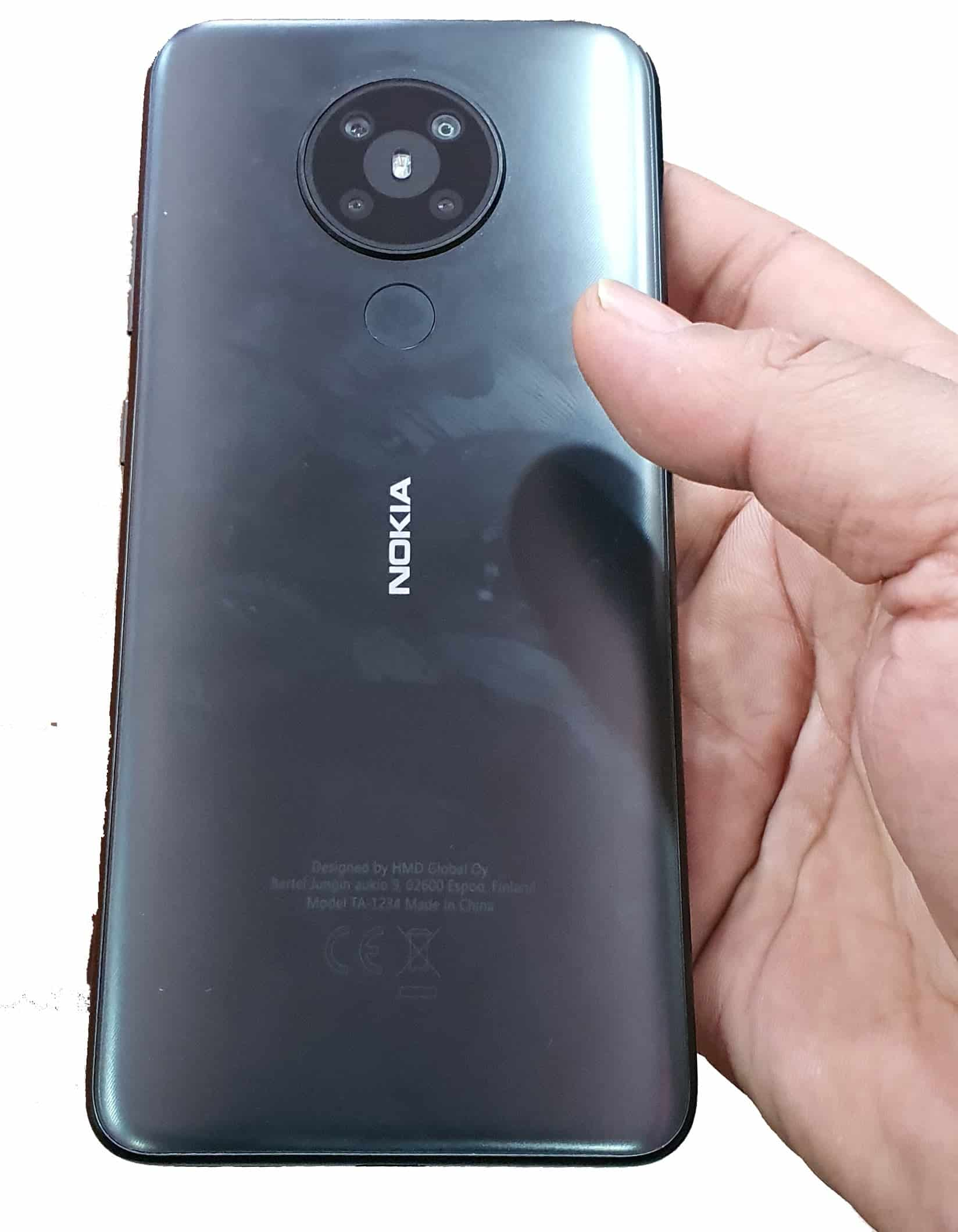 "Nokia 5.2 Real Photos Leaked Online, Sports a ""Captain America"" Camera Setup"