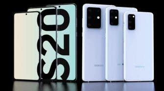 Samsung Galaxy S20 Galaxy S20+ official