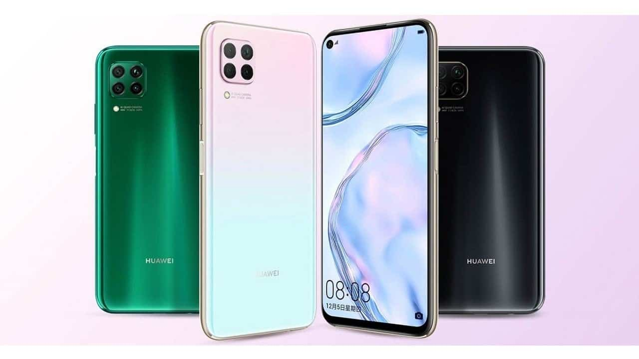 Huawei P40 Lite with Kirin 810 processor, 48MP quad-camera launched