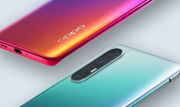 Oppo Reno 3 Pro spotted at a retail store in India ahead of the launch - Gizchina.com