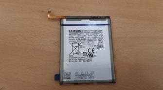 Samsung Galaxy A31 Battery