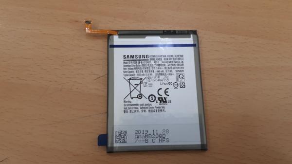 Samsung Galaxy A31 Battery