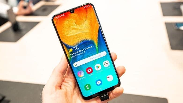 Samsung Galaxy A31 battery capacity leaks online - Gizchina.com