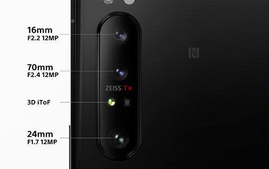 Sony Xperia 1Ⅱ