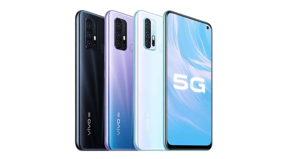 Vivo Z6 5G 5000 mAh battery gets a full charge in 65 minutes - Gizchina.com