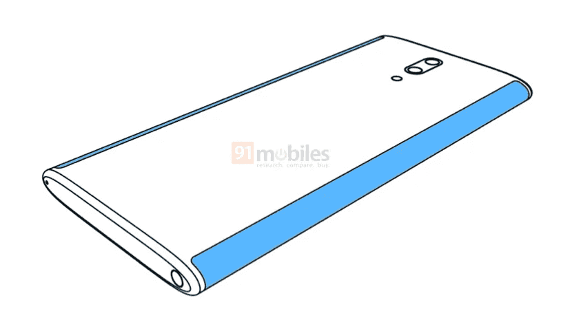 Xiaomi patents another Mi MIX Alpha like phone