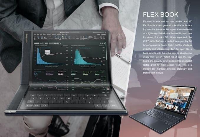 Compal FlexBook