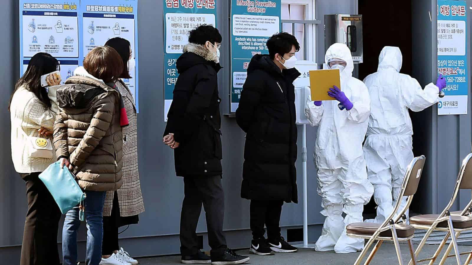 Samsung confirms coronavirus case at factory in S. Korea