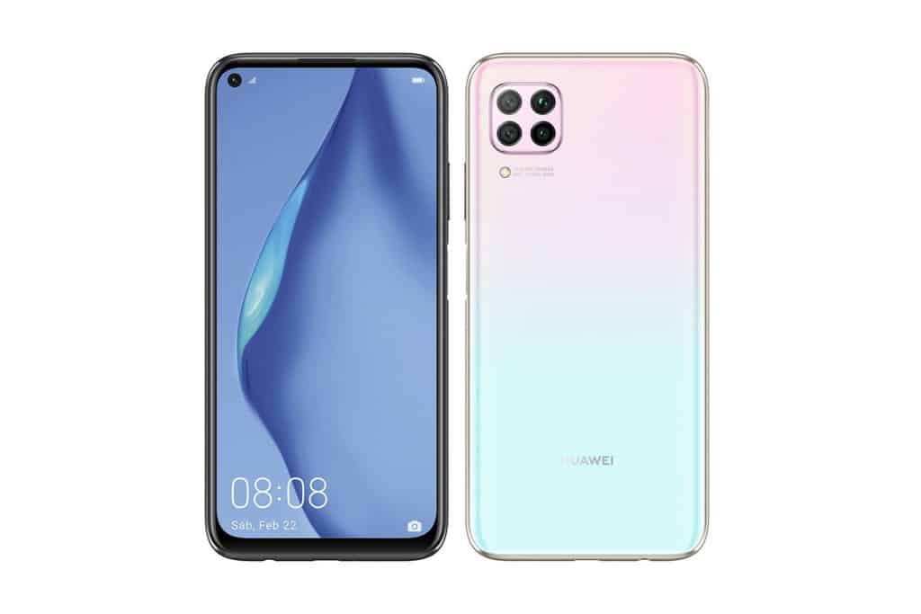 Huawei announces its new budget P40 Lite smartphone