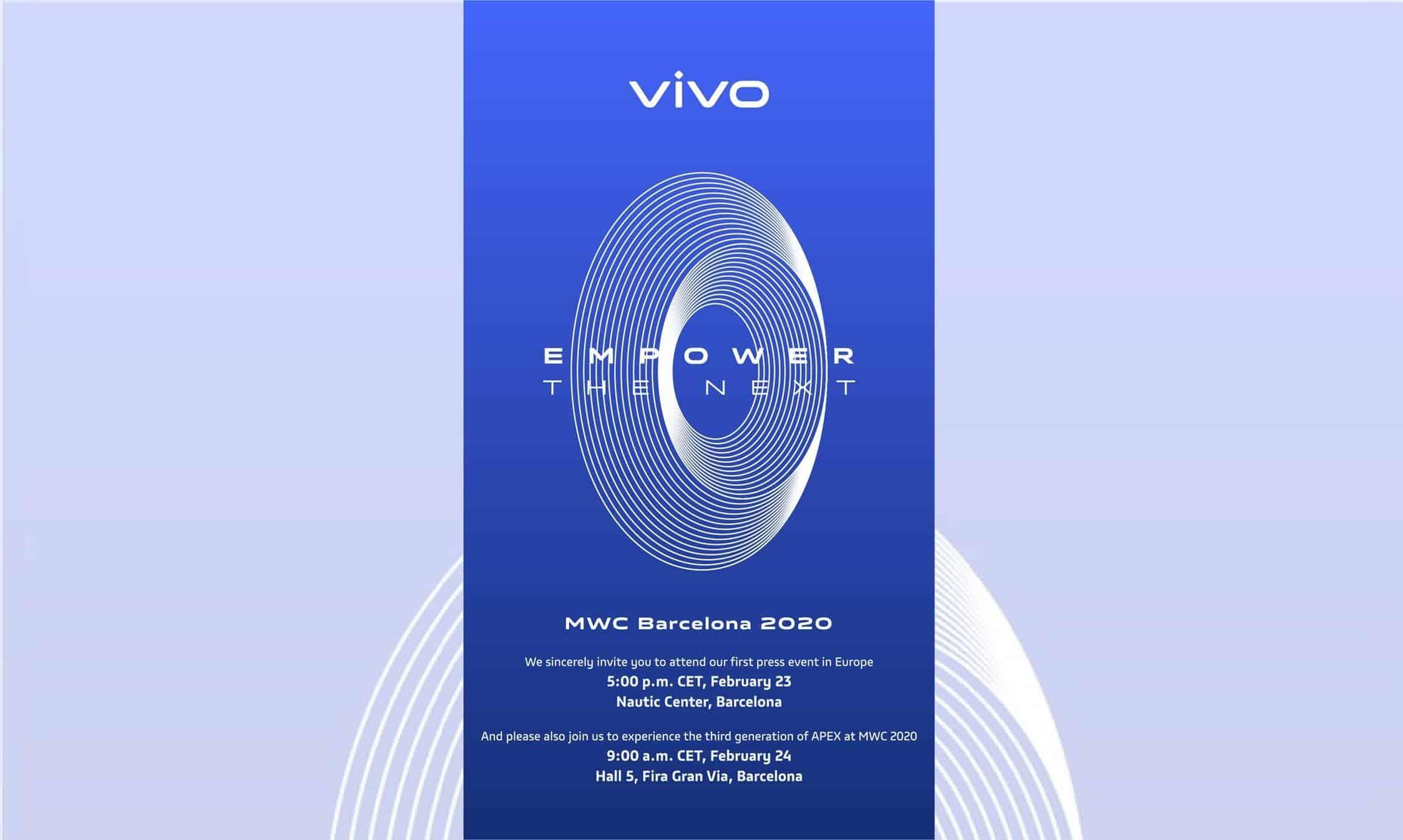 Vivo MWC 2020