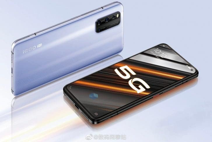 iQOO 3 5G surfaces in a new hands-on video - Gizchina.com