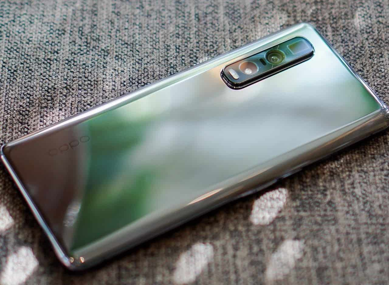 Oppo Find X2 Pro surfaces in live images along with key specs - Gizchina.com