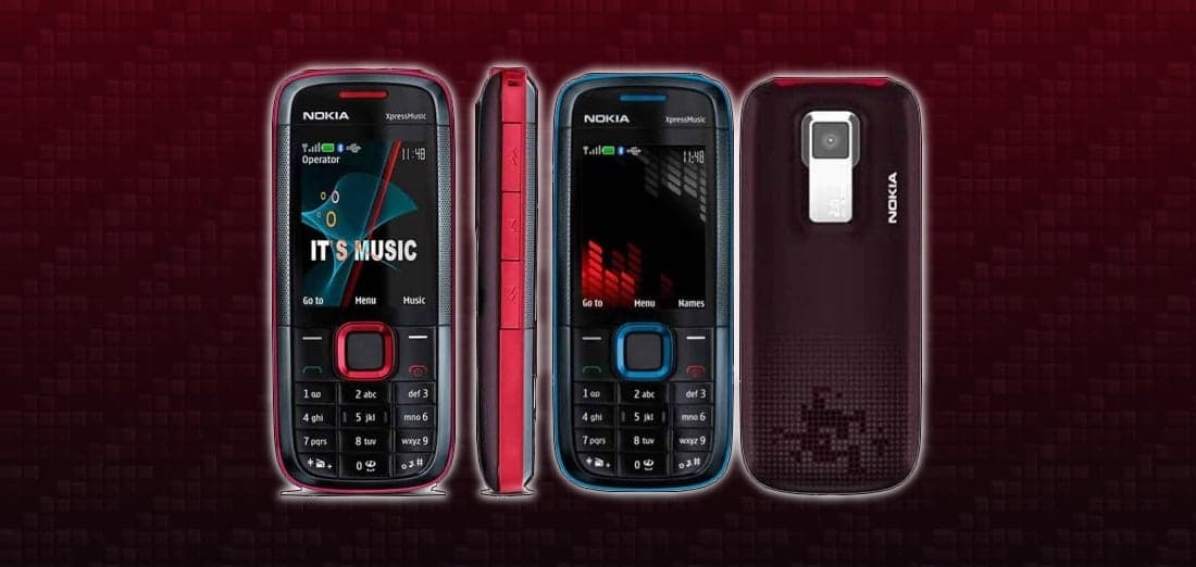 New Nokia XpressMusic coming soon? Nokia TA-1212 feature phone emerges at TENAA - Gizchina.com