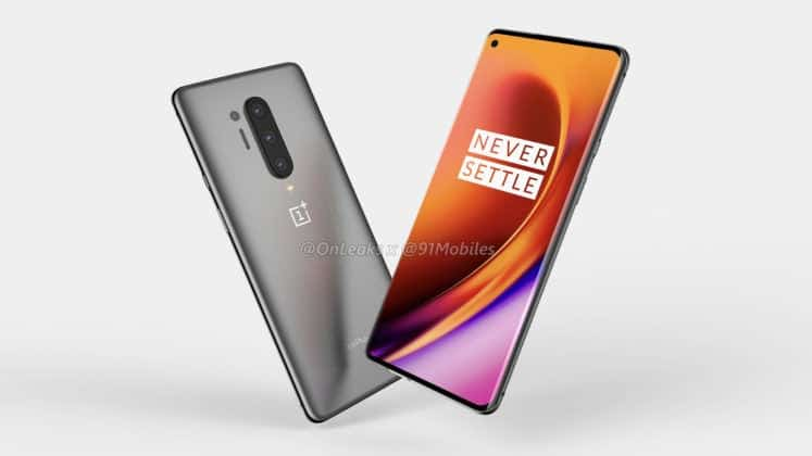 The OnePlus 8 Pro could sport IP68 water and dust resistance