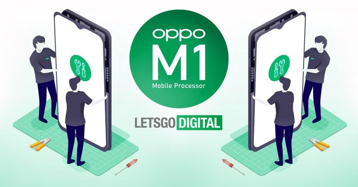 Oppo M1 chipset