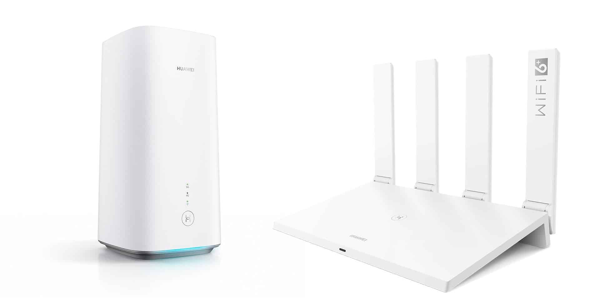 Huawei 5G CPE Pro 2 and Wi-Fi AX3 officially released
