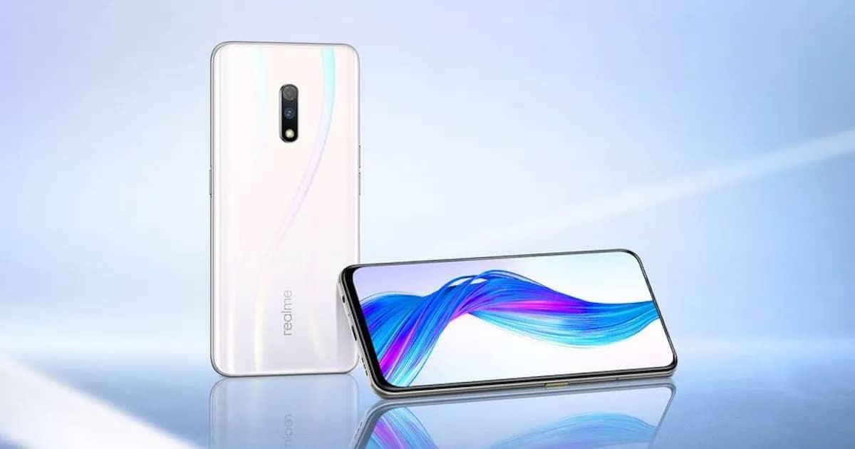 Realme X receives Android 10-based Realme UI update - Gizchina.com