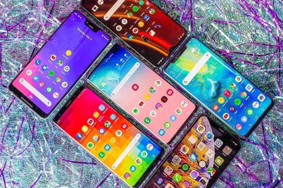 chinese smartphones