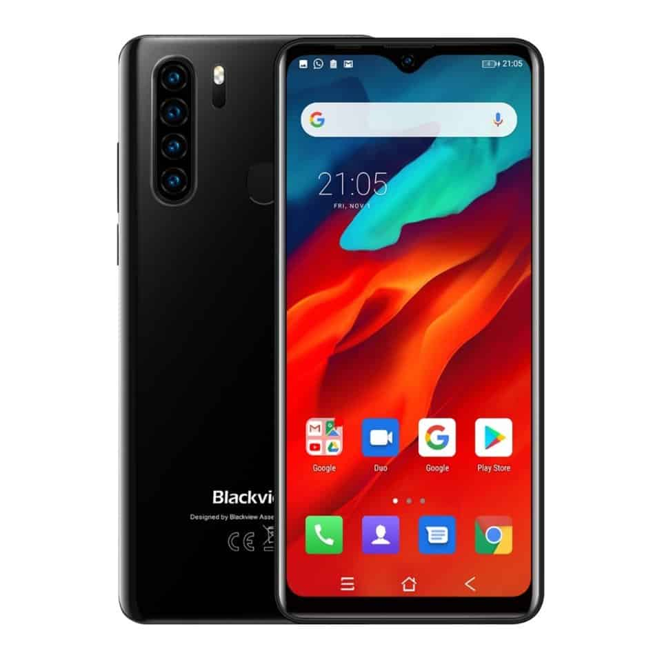 Best Chinese Phones Blackview A80 Pro