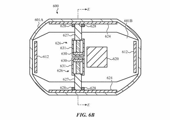 Apple mouse patent