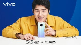 vivo s6 5g official