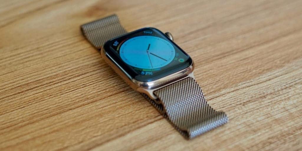 WatchOS 7 Apple watch 6