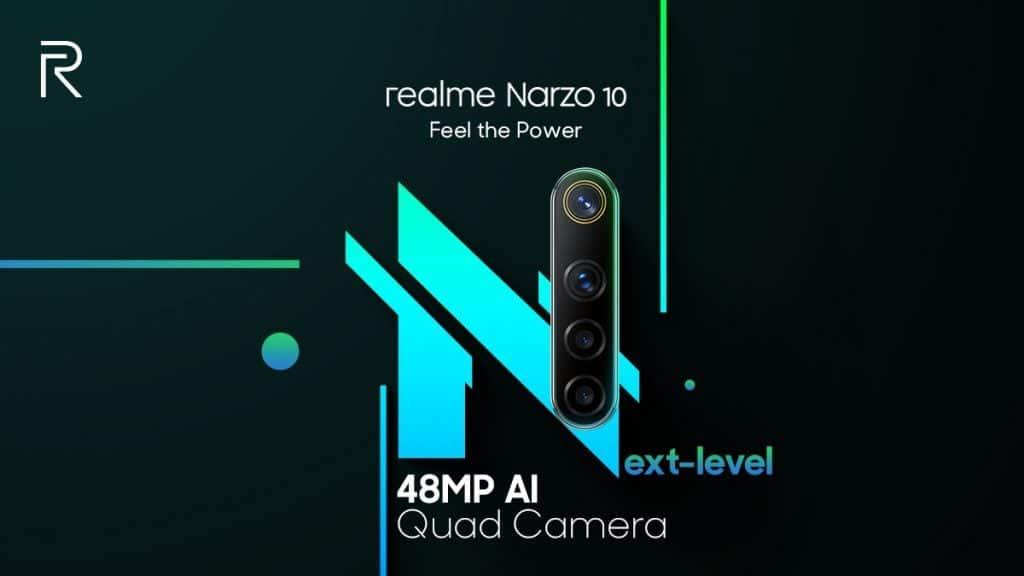 narzo teaser