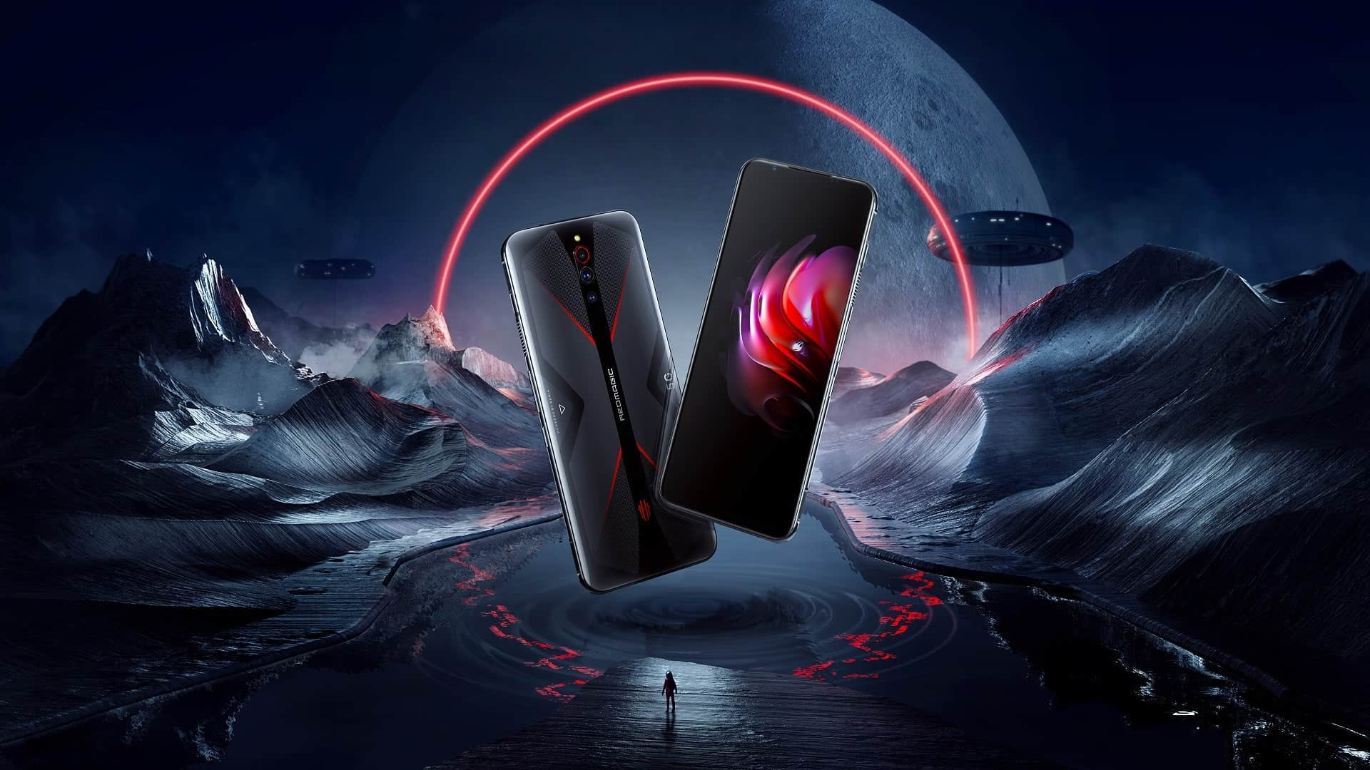 RedMagic 5G is Official with 144Hz Display & 64MP Sony Triple Camera